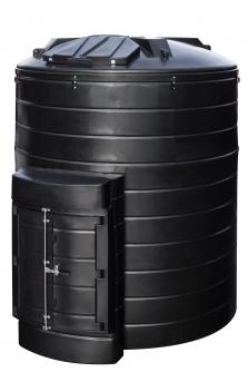 Nádrž na naftu 15.000 litrů