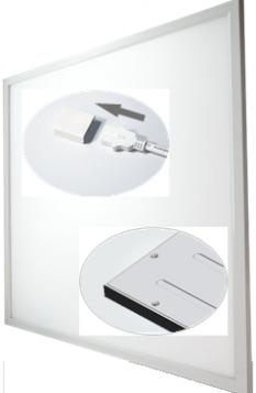 Plug and play konektor, zapustené skrutky, viac spôsobov montáže