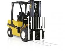 Čelní motorové vozíky Veracitor GDP/GLP 20/25/30/35 VX