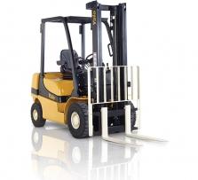 Čelní motorové vozíky GDP/GLP 15/18/20s MX