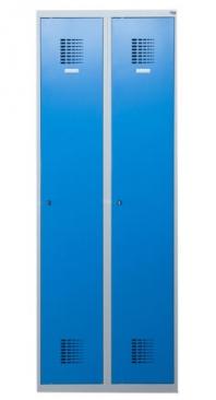 Šatní skříňka kovová Sum 320 W