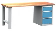 Dílenský stůl Kovos, set DPS 202