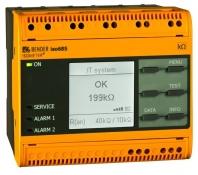 Hlídače izolačního stavu - isometer