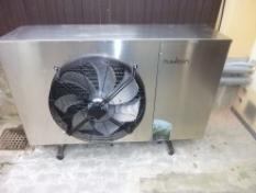 tepelné čerpadlo vzduch - voda
