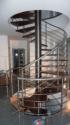 Nerezové zábradlí, nerezové schodiště