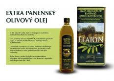 olivový extra panenský olej