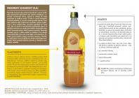sezamový panenský olej