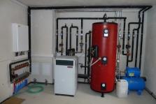 kombinovaný topný systém BKL