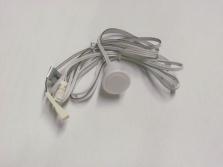 Vestavný dotykový spínač LED osvětlení - bílý