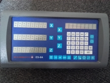 číslicová indikace 3-osy