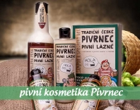 Česká pivní kosmetika Pivrnec