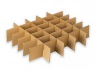 Mřížky z kartonu