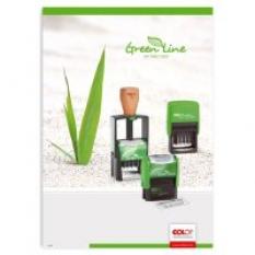 Razítka Colop green line