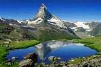 Pohodový týden v Alpách - Švýcarsko - Matterhorn - Saas Fee - švýcarská perla s kartou