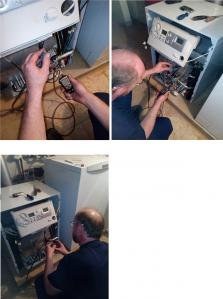 Montáž, servis a opravy plynových kotlů, wavek a karem