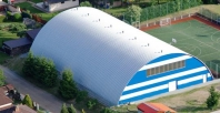Sportovní hala ve Šťáhlavech