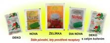 Přípravky k nakládání ovoce a zeleniny od firmy BENKOR