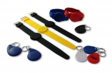 RFID / SMART klíčenky a náramky