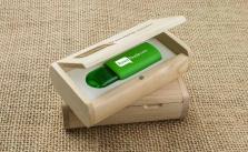 Kinetic USB flash disk v dárkové krabičce