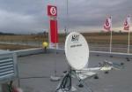 Internet na čerpací stanice