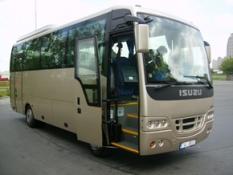 Přeprava osob minibusem