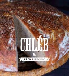 Chléb a běžné pečivo
