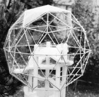 Křepice - projekt vyhlídkové kopule