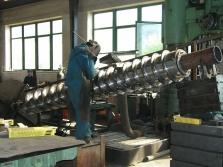 Zámečnická výroba na základě konkrétních požadavků zákazníka.