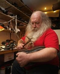 Materiál pro opraváře obuvi