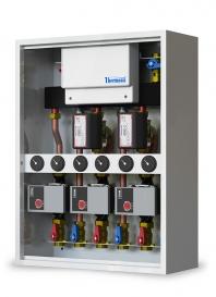 Zónová hydraulická jednotka THERM SIM - s regulátorem SZ