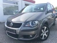 Prodám VW Touran 2,0 TDI DSG Cross