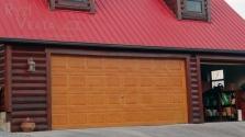 Garážová vrata - Ryzí domov