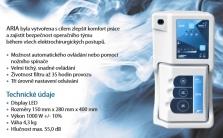 EMED - Systém odsávání kouře - ARIA