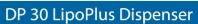 Dispenser DP 30 LipoPlus - nový typ infiltrační pumpy