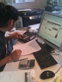 Účetnictví - Ručka