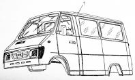 Prodej náhradnách dílů na nákladní a užitková vozidla