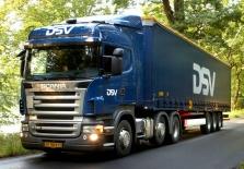 Doprava - DSV Road
