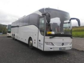 Autobusová přeprava