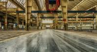 Upratovacie práce - priemyselné priestory