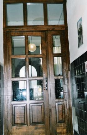 Montáže dveří
