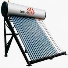 Solárne vákuové kolektory