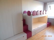 Zakázková výroba postelí