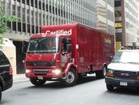Pozemní přeprava - Kerry Logistics