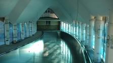 Výroba nerezových bazénů TRANSROLL - CZ