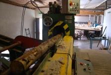 Smrkové kůly, modřínové kůly, frézované palisády, dřevěné profily, kůly vhodné pro oporu stromů