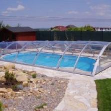 Zastřešení bazénů Polman
