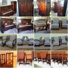 Renovace starožitného a retro nábytku