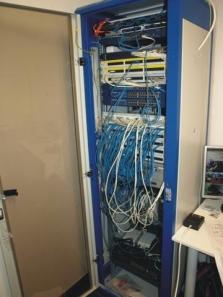 Montáže elektro zařízení
