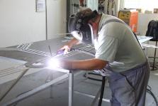 Profesionálna kovovýroba zo železa, nerezu a hliníka