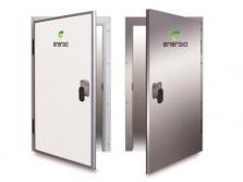 Otočné chladiarenské dvere